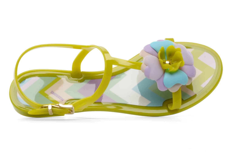 Sandales et nu-pieds Missoni Melise Vert vue gauche
