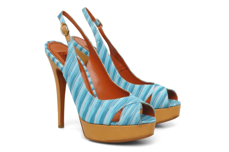 Sandali e scarpe aperte Missoni Miranie Multicolore immagine 3/4