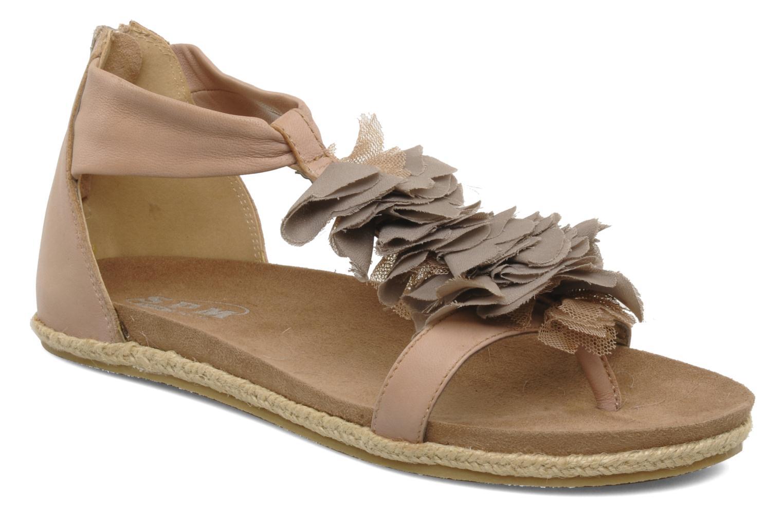 Sandales et nu-pieds SPM Naily Rose vue détail/paire