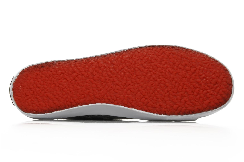 Sneakers Bobbie Burns Basic low textile M Grigio immagine dall'alto
