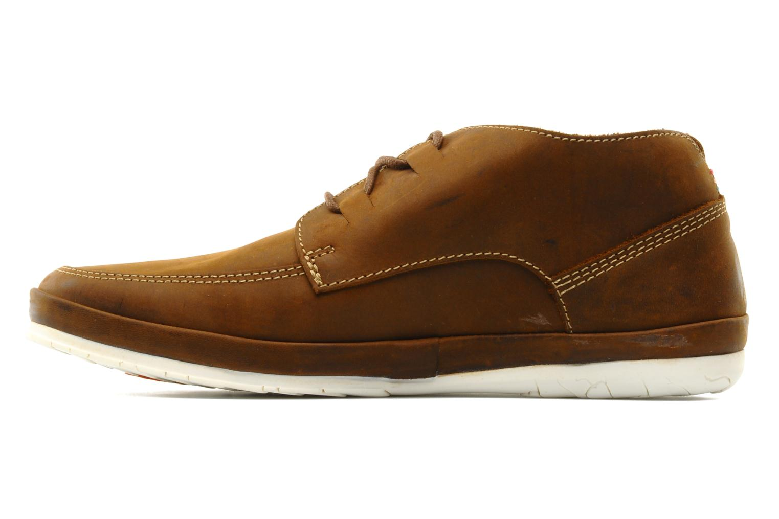 Purton 2 Tan Leather