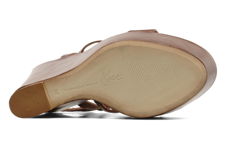 Sandalen Tosca Blu Shoes Girasole Bruin boven