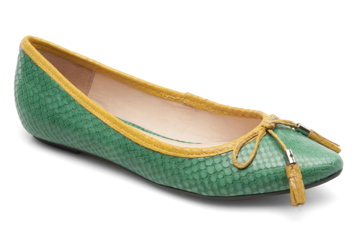 Ballet pumps Studio TMLS Saara Green detailed view/ Pair view