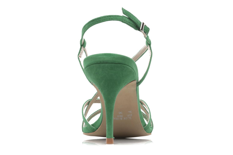 Sandales et nu-pieds Studio TMLS Isabel Vert vue droite