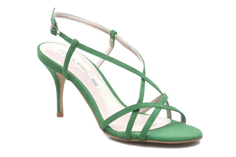 Sandales et nu-pieds Studio TMLS Isabel Vert vue détail/paire