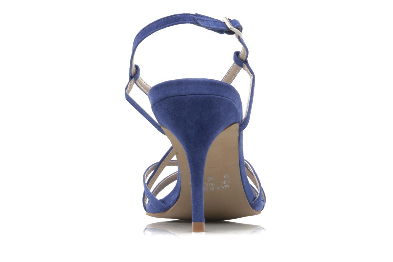 Sandalen Studio TMLS Isabel blau ansicht von rechts