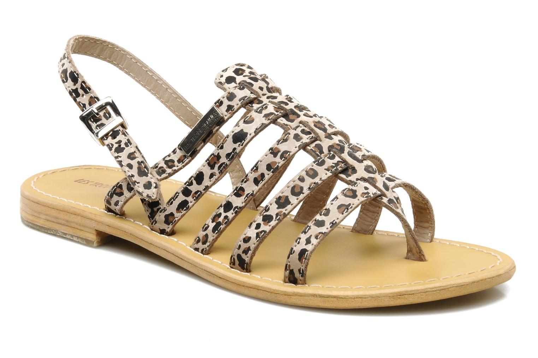 Sandalen Les Tropéziennes par M Belarbi Leopard mehrfarbig detaillierte ansicht/modell