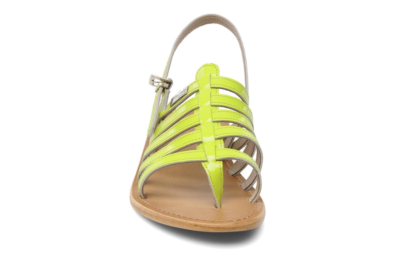 Sandalen Les Tropéziennes par M Belarbi Herflash gelb schuhe getragen