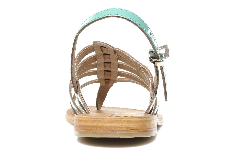 Sandales et nu-pieds Les Tropéziennes par M Belarbi Herflash Vert vue droite