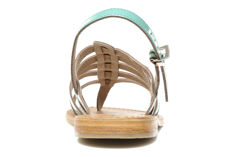 Sandali e scarpe aperte Les Tropéziennes par M Belarbi Herflash Verde immagine destra