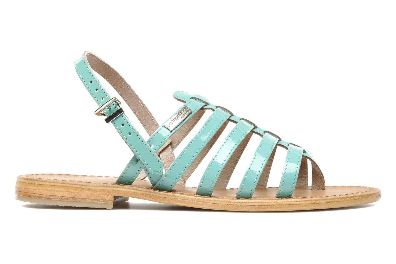 Sandales et nu-pieds Les Tropéziennes par M Belarbi Herflash Vert vue derrière