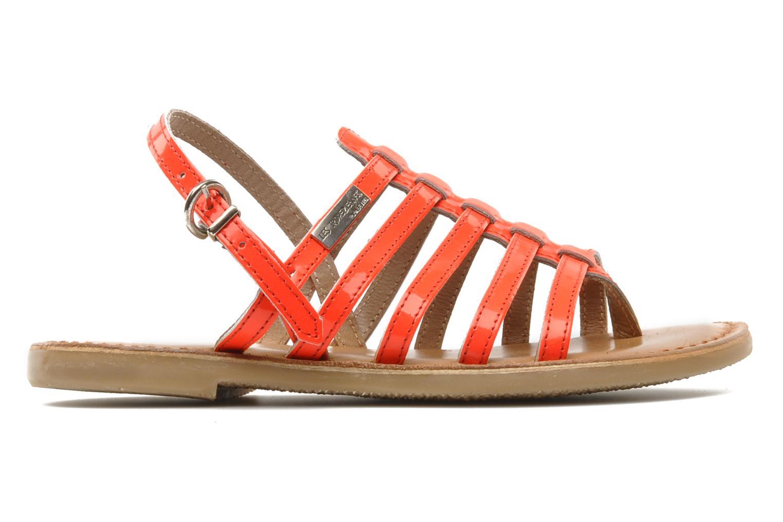 Sandales et nu-pieds Les Tropéziennes par M Belarbi Herflash E Rose vue derrière