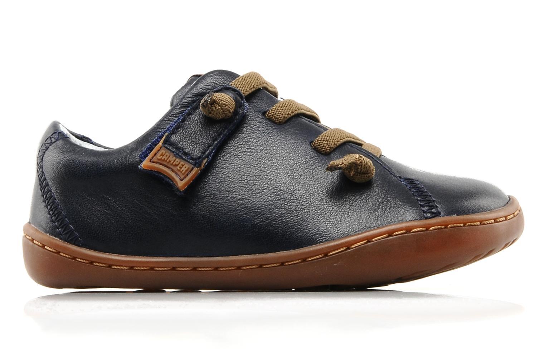 Sneakers Camper Peu Cami 80212 Blauw achterkant