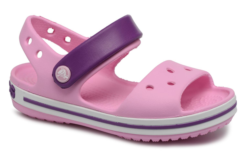 Sandali e scarpe aperte Crocs Crocband Sandal Kids Rosa vedi dettaglio/paio