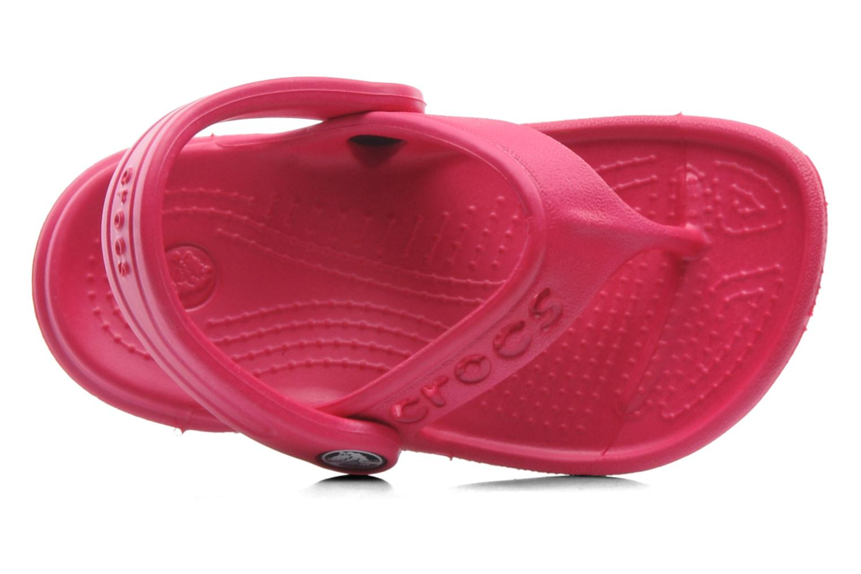 Slippers Crocs Baya Summer Flip Kids Roze links