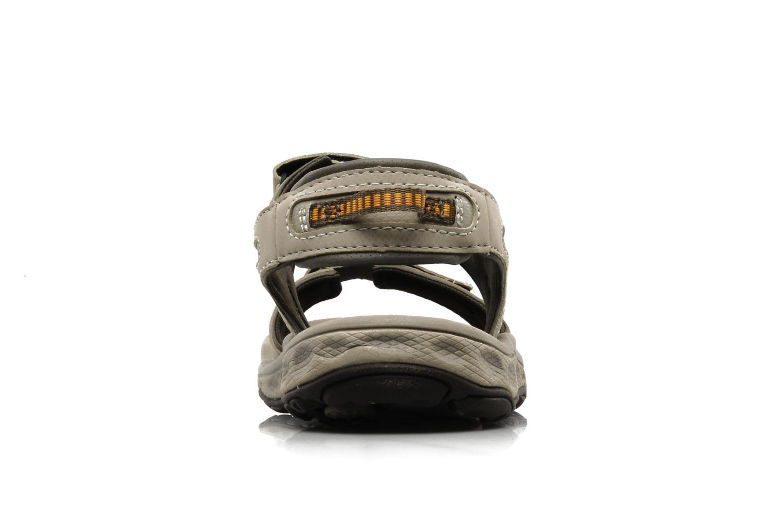 Chaussures de sport Columbia Techsun 3 Beige vue droite