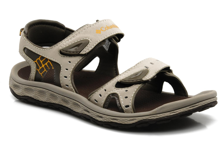 Chaussures de sport Columbia Techsun 3 Beige vue détail/paire