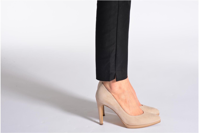 Zapatos de tacón Peter Kaiser Herdi Negro vista de abajo