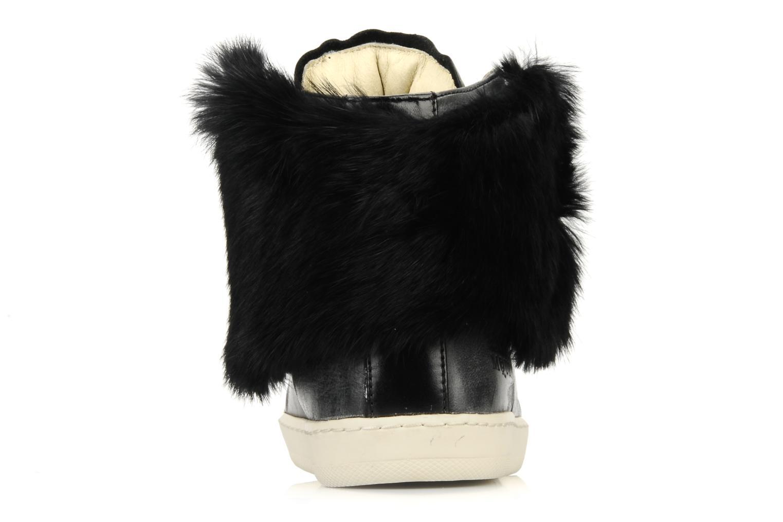 Sneaker Puma by Alexander Mc Queen W's amq bound mid schwarz ansicht von rechts
