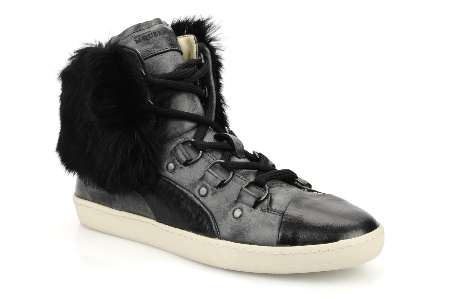 Puma by Alexander Mc Queen W's amq bound mid Trainers Color: Black