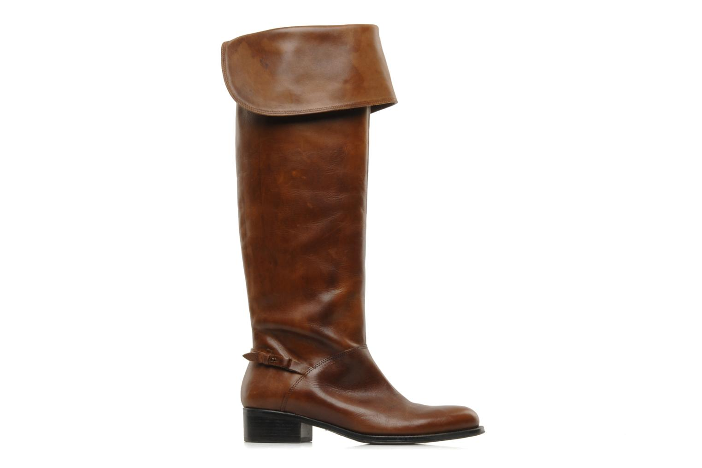 Boots & wellies Jonak Indi Brown back view