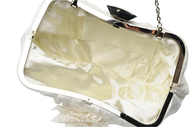 Handtassen Menbur Adelia bag Wit achterkant