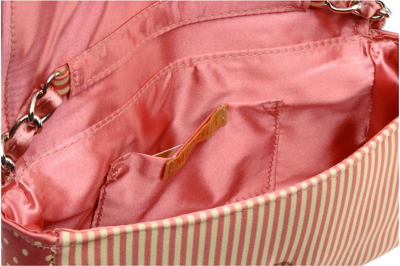 Pochette Menbur PISUM BAG Rosa immagine posteriore