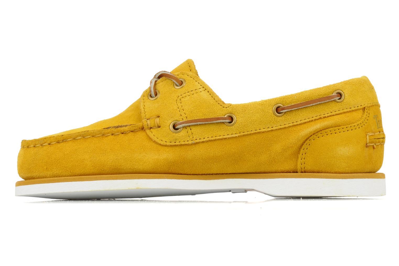 Chaussures de sport Timberland Amherst Jaune vue face