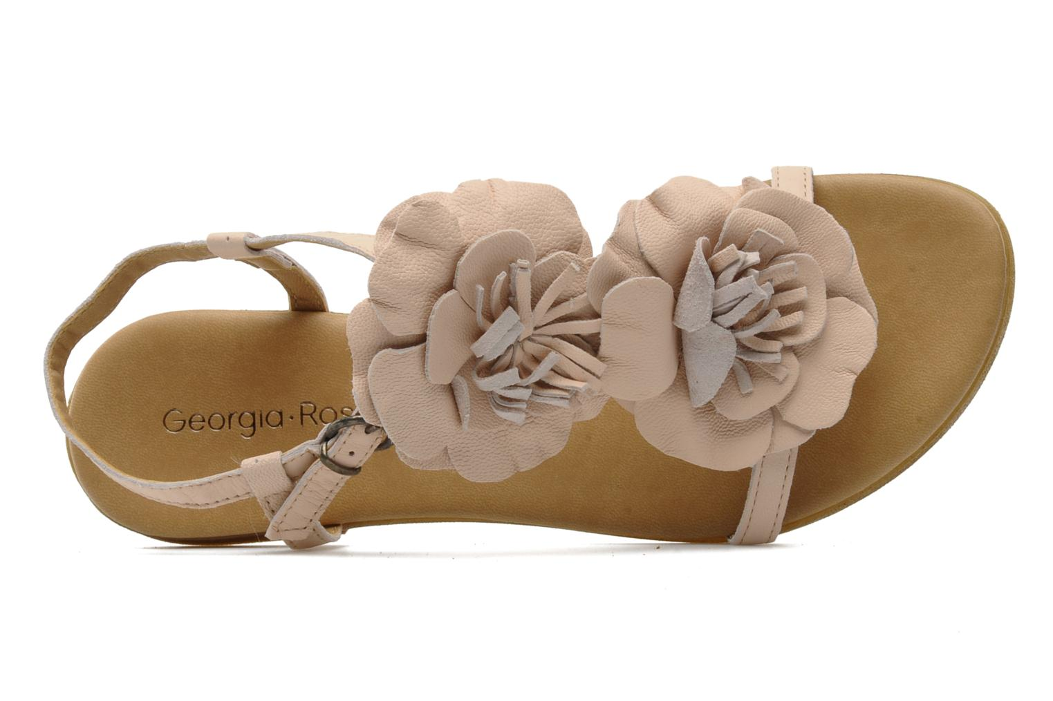 Sandals Georgia Rose cernesta Pink view from the left