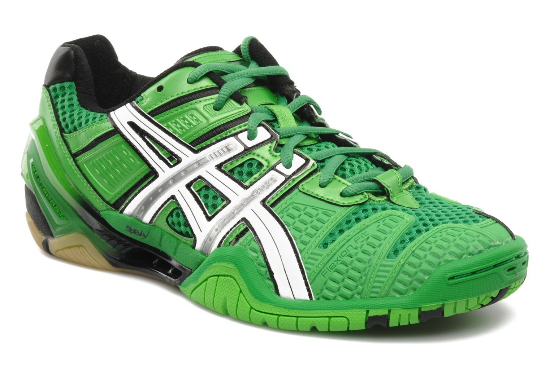 Sportschoenen Asics Gel Blast 4 Groen detail
