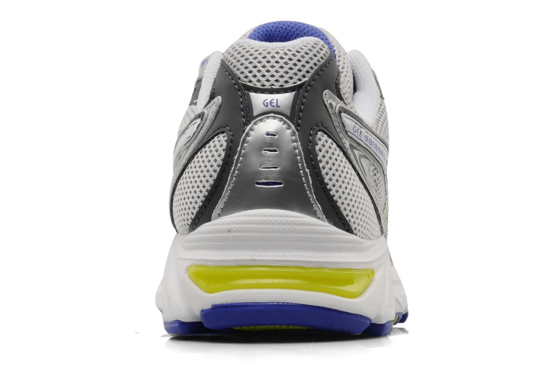 Chaussures de sport Asics Lady Gel Oberon 6 Gris vue droite