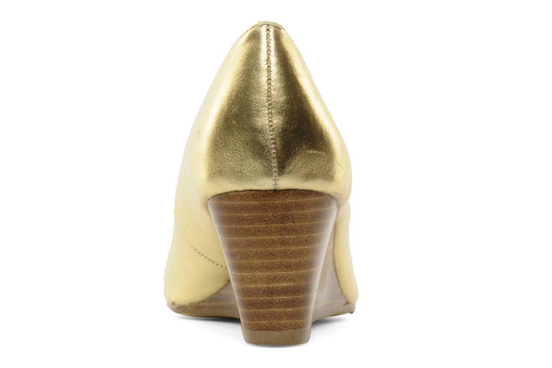 Fliras Gold metallic