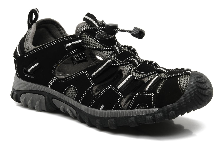 Chaussures de sport I Love Shoes Solamio Noir vue détail/paire