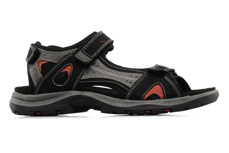 Scarpe sportive I Love Shoes Serceto Nero immagine posteriore