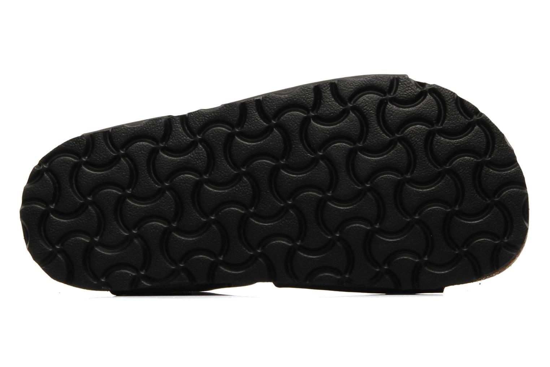 Sandales et nu-pieds Kickers MAGINATION Noir vue haut