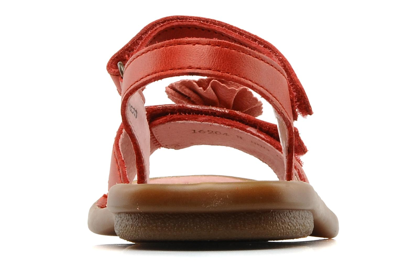 Sandalen Kickers MARJO Rood rechts