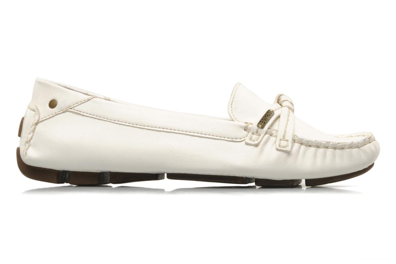Mocassini Esprit Barabara Loafer Bianco immagine posteriore