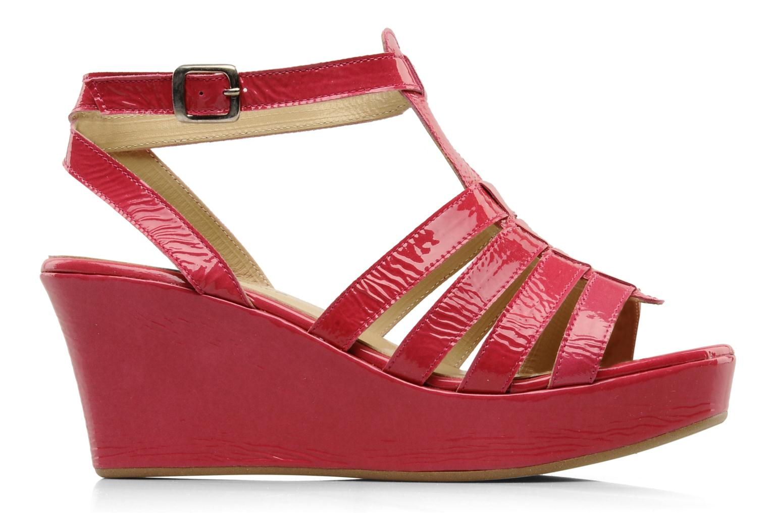 Sandals Georgia Rose Voria Pink back view