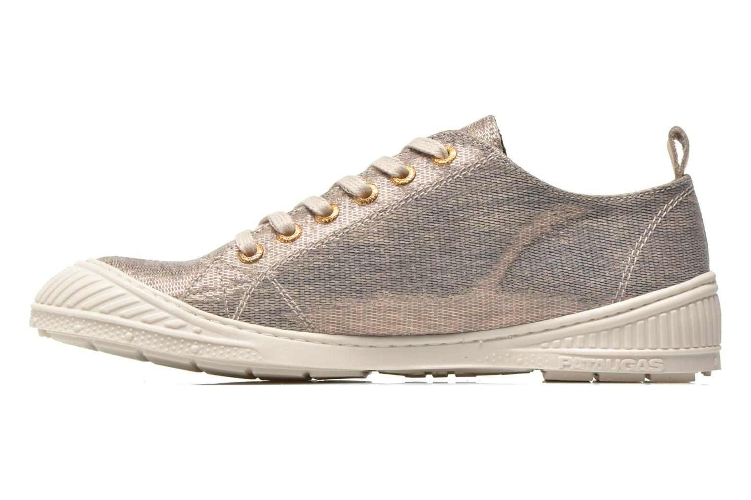 Trainers Pataugas Rock/M W Silver front view