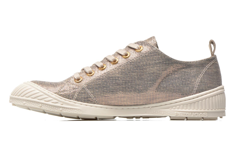 Sneakers Pataugas Rock/M W Zilver voorkant