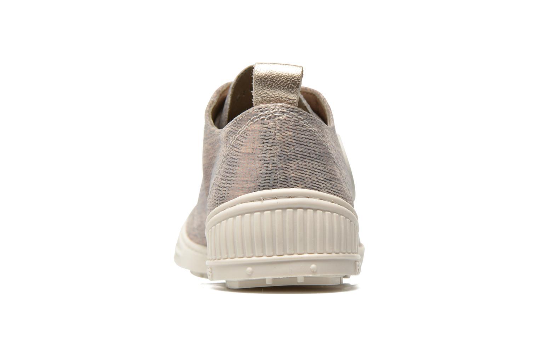 Sneakers Pataugas Rock/M W Zilver rechts