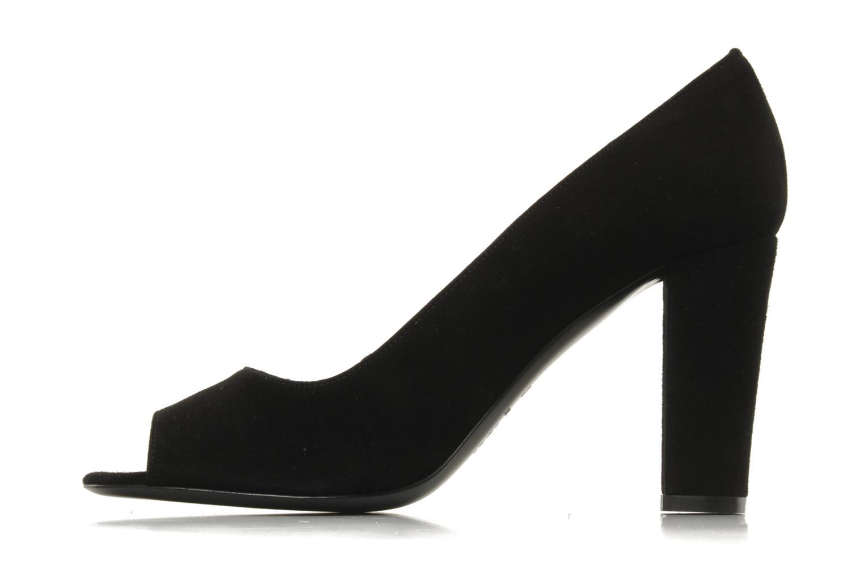 High heels Georgia Rose Selphia Black front view