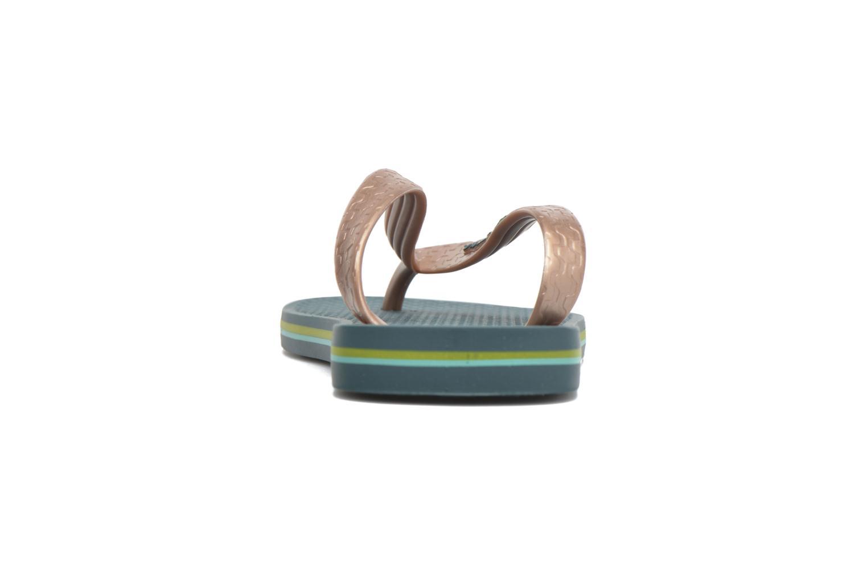 Slippers Ipanema Classica Brasil II f Groen rechts