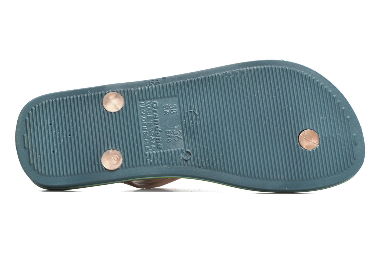 Slippers Ipanema Classica Brasil II f Groen boven