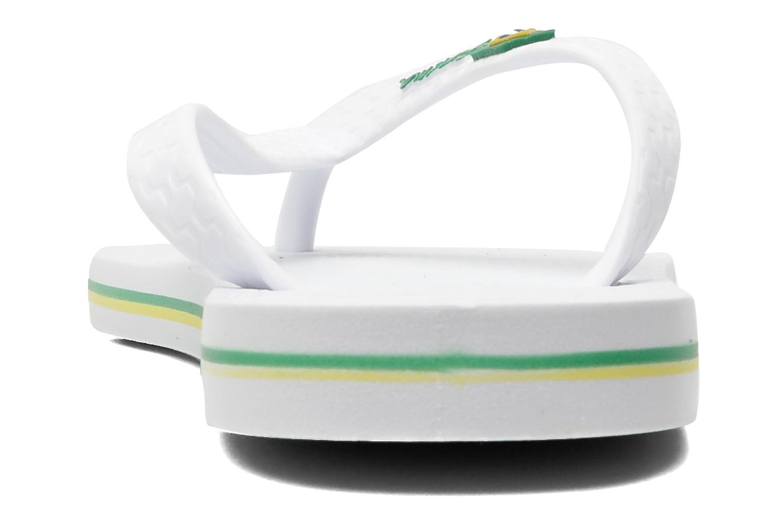 Classic Brasil II M White/white