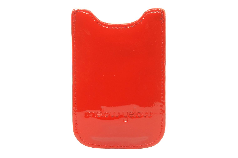 Plånböcker och fodral Mellow Yellow LISTELOR Röd detaljerad bild på paret