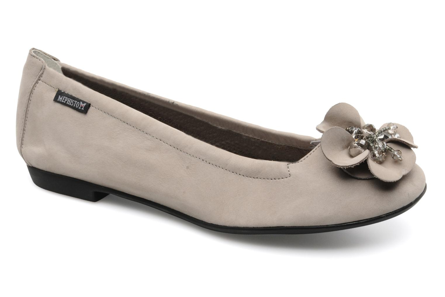 Ballet pumps Mephisto Acarie cruise Beige detailed view/ Pair view