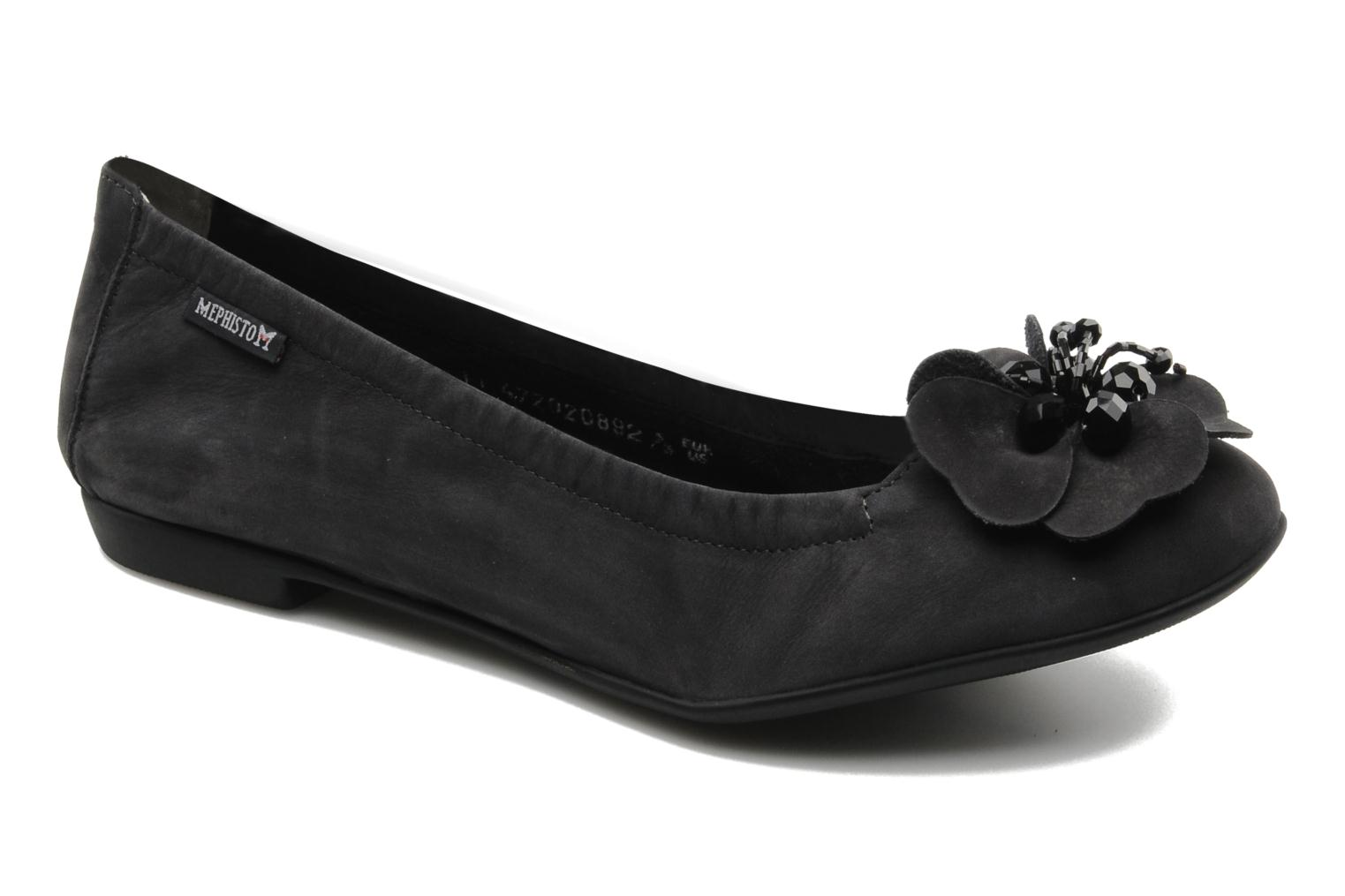 Ballet pumps Mephisto Acarie cruise Grey detailed view/ Pair view