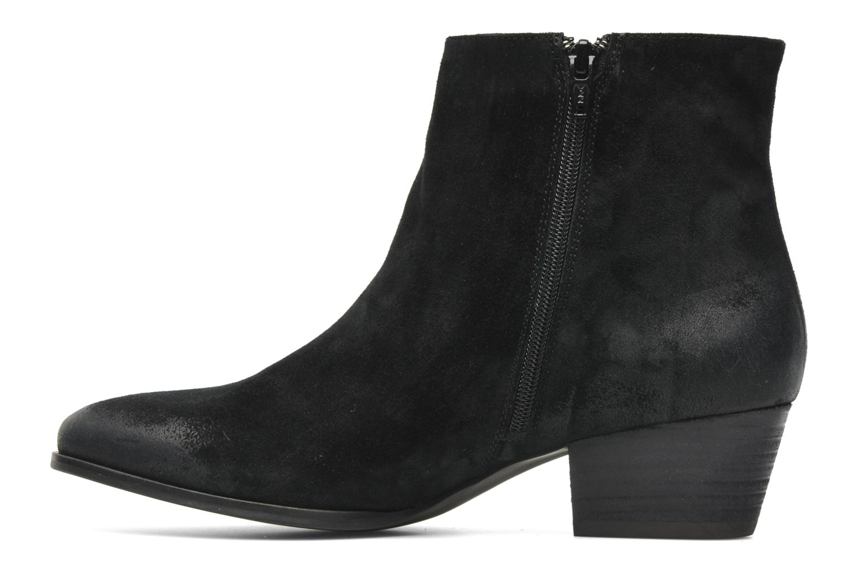 Bottines et boots Georgia Rose Timalo Noir vue face