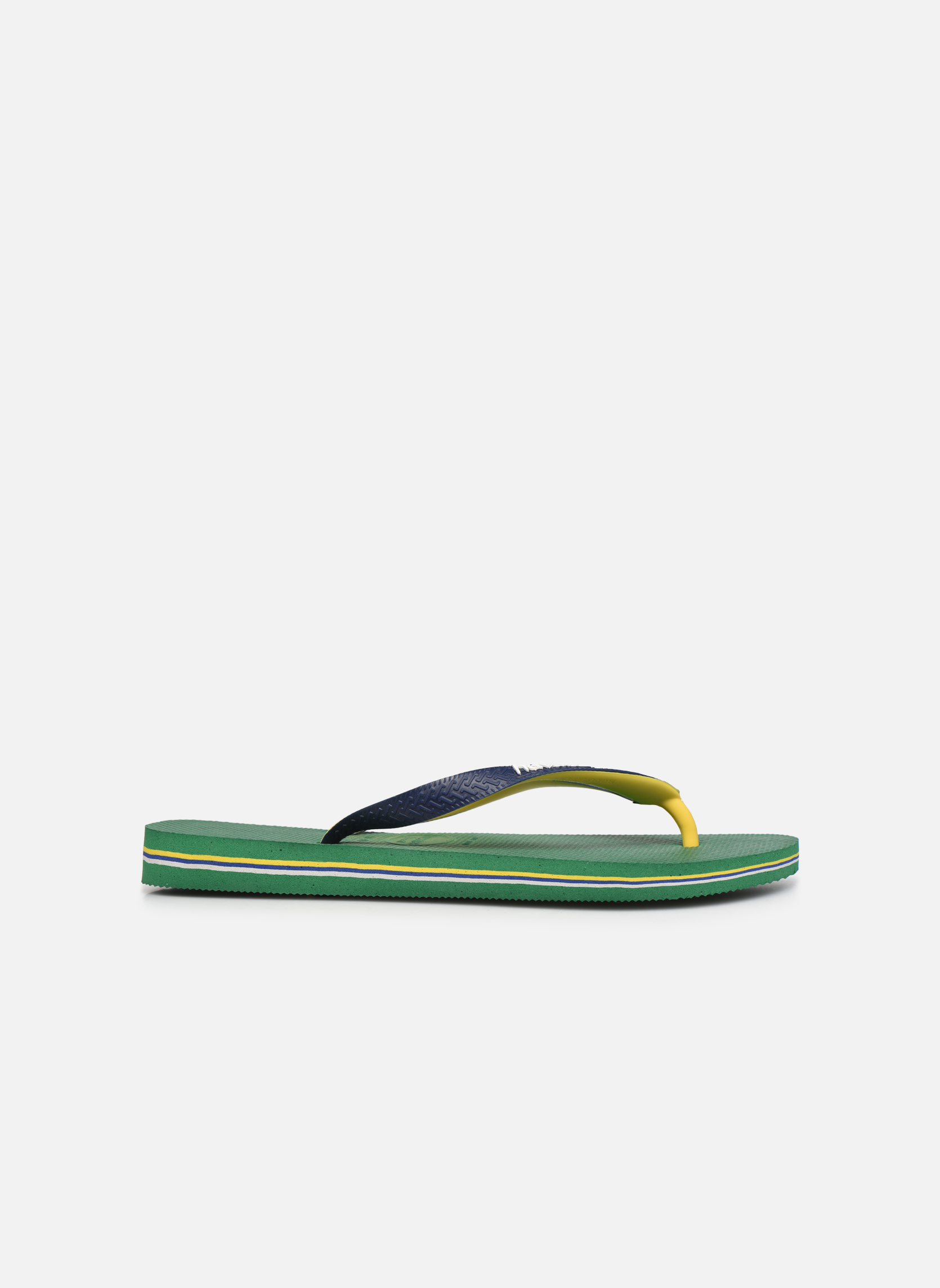 Flip flops Havaianas Brasil Mix H Green back view